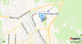 Фирменый Салон-магазин Триколор ТВ на карте