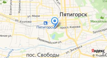 Турфирма Кокос на карте
