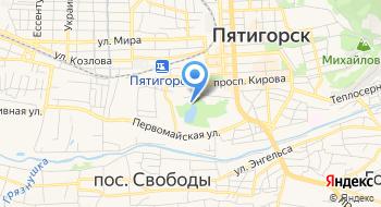 Зоопарк Берендеево на карте