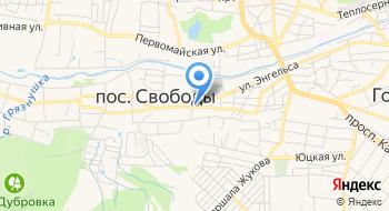 Станция Скорой Медицинской Помощи, Мкуз на карте