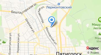 Травматологическое отделение Городской Поликлиники №1 на карте