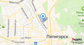Колледж Сферы Бытовых Услуг ФГАОУ ВПО Северо-Кавказского Федерального Университета, филиал Корпус №8 на карте