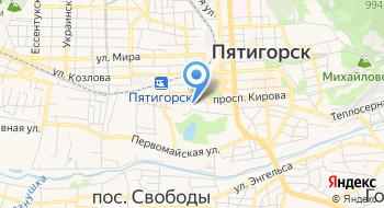 Кофейня Хитрый енот на карте