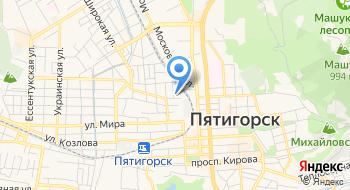 МБУДО Детская Музыкальная школа №2 на карте
