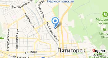 Ставропольтехмонтаж на карте