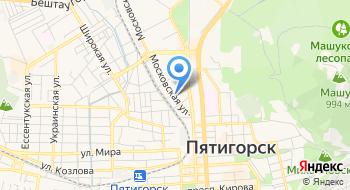 Илосос Сервис Пятигорск на карте