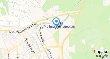 Информационное агентство Кавказ на карте