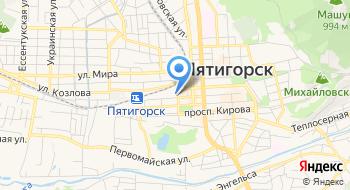 УК Новый город на карте