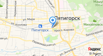 Цифродом, ИП на карте
