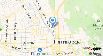 Сервисный центр Helper Пятигорск на карте