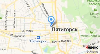 Импресс на карте