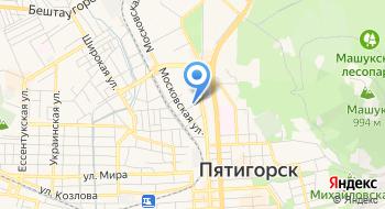 Бюро автотехнических экспертиз на карте