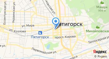 Федерация Кэндо Ставропольского края на карте