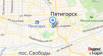 Северо-Кавказское управление по Охране Труда на карте