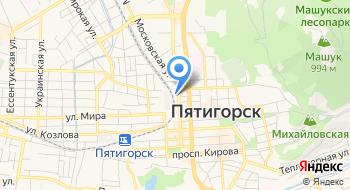 Северо-кавказский федеральный университет, корпус №1 на карте