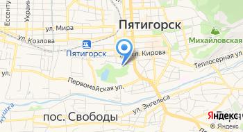 Северо-Кавказский институт-филиал РАНХиГС на карте
