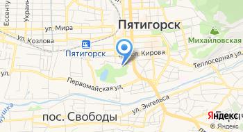 Парк Культуры и Отдыха им. С. Н. Кирова на карте