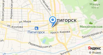 Северо-кавказский центр Судебной Экспертизы, Региональный, ФБУ на карте