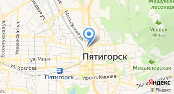 Профоткос КМВ, ИП на карте