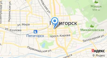 Нотариус Жукова С.А. на карте