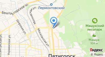 НОУ Техникум информационных технологий на карте