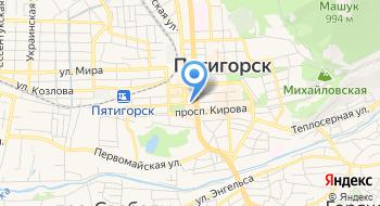 Нотариус Бакушкина Т.А. на карте