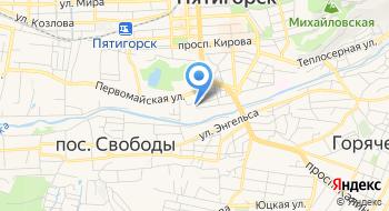 КомпСервис на карте