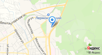 Пятигорский комбинат спецобслуживания на карте