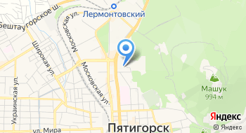 Ветаптека на Пушкинской на карте