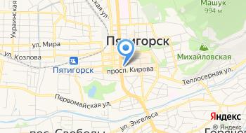 ФГКУ 2 отряд ФПС по Ставропольскому краю на карте