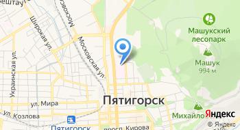 Диспансер Онкологический, Городской, ГБУЗ на карте