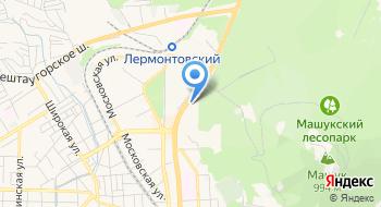 Детское отделение Городской стоматологии в г. Пятигорске на карте