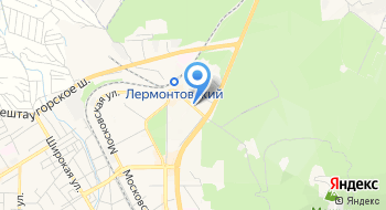 Медторг КМВ, ИП на карте