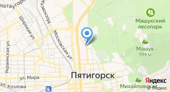 Компания Борцовых, ИП на карте