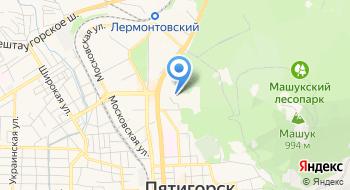 Профилакторий Здоровье ГБОУ ВПО на карте