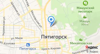 Патологоанатомическое отделение Центральной Городской Больницы, МБУЗ на карте