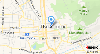 Буддийский центр школы Алмазного пути в г. Пятигорске на карте