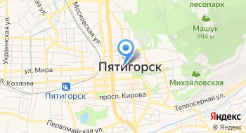 КавказТранс на карте