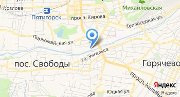Букуров В.Н., ИП на карте