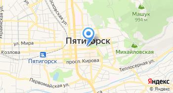 Отдел торговли, бытовых услуг и защиты прав потребителей Администрации г. Пятигорск на карте