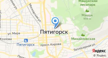 Kmv-time на карте