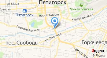 Специализированное экспертное агентство Автомобилист на карте