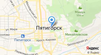 ГТРК Радио России Ставрополье на карте