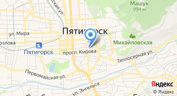 Информационный центр Навигатор на карте