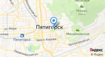 ПКФ Ветеран на карте