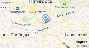 Kurort26.ru на карте