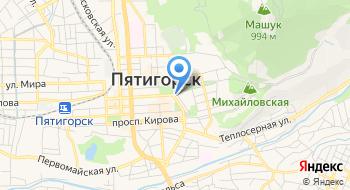 Ставропольская коллегия адвокатов, Адвокатская Контора №1, Краевая на карте