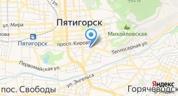 НовоСтройРемонт-КМВ на карте