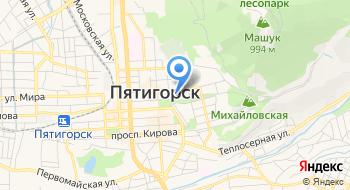 Гбоу ВПО Общежитие № 1 Пятигорского Медико-фармацевтического Института на карте