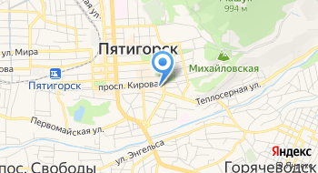 Пятигорский медико-фармацевтический институт, корпус №2 на карте